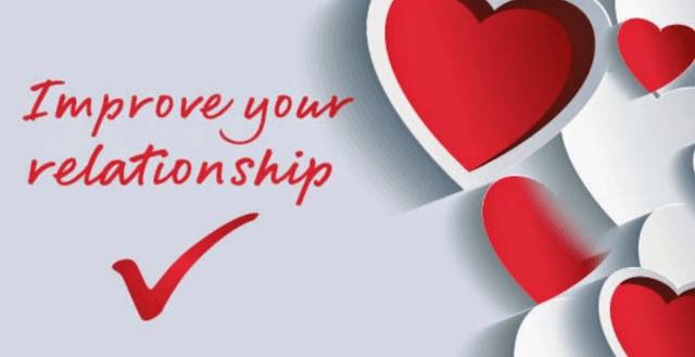 improve relationship communicating